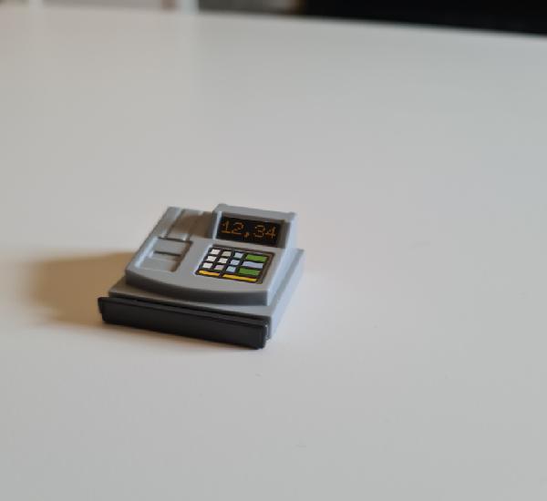 Playmobil caja registradora