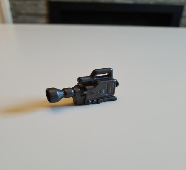 Playmobil camara de video