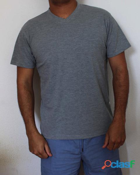 camisetas lisas para estampar o bordar