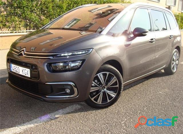 Citroen Grand C4 Picasso 1.6BlueHDI S&S SHINE 120