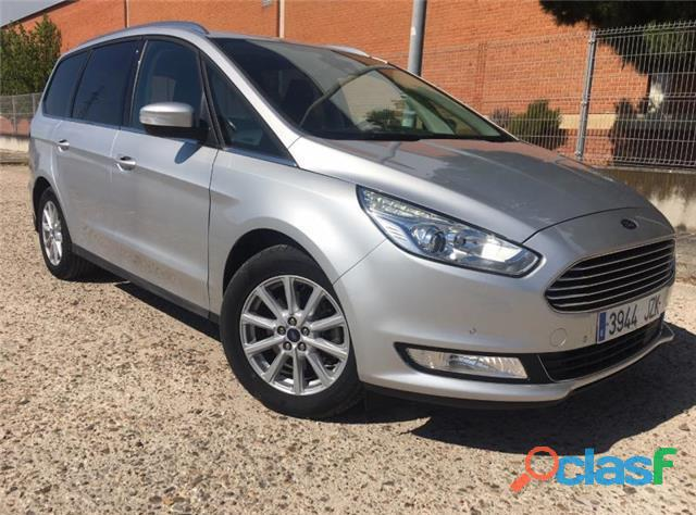 Ford Galaxy 2.0TDCI Titanium Powershift 150