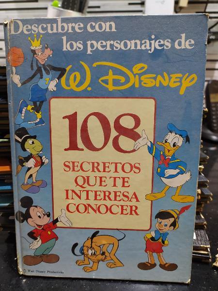 108 secretos que te interesa conocer. album cromos
