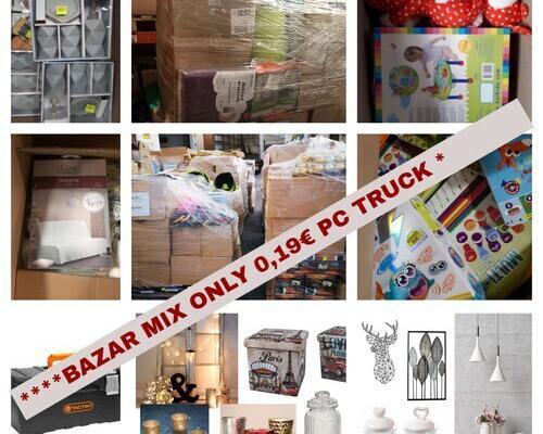 Bazar camión exportación ref.3323