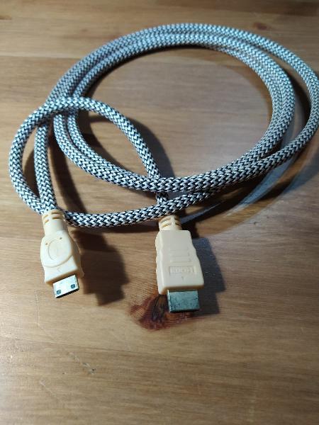 Cable hdmi- mini hdmi