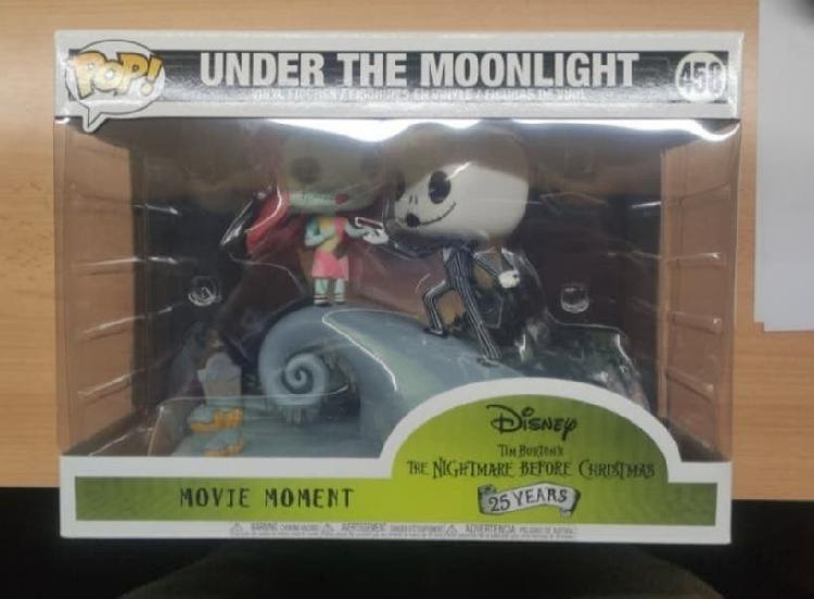 Funko pop under the moonlight - movie moment