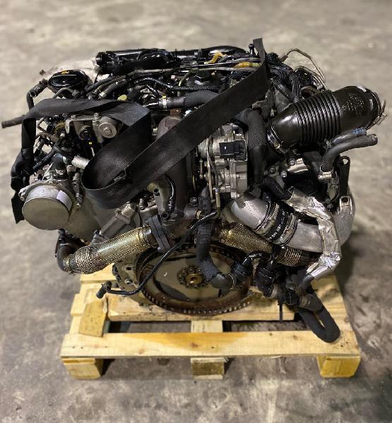 Motor bmk audi volkswagen 3.0 tdi