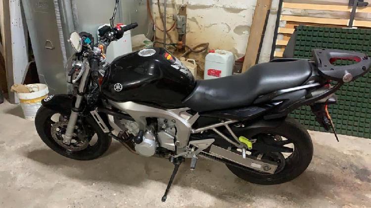 Yamaha facer 600 c.c