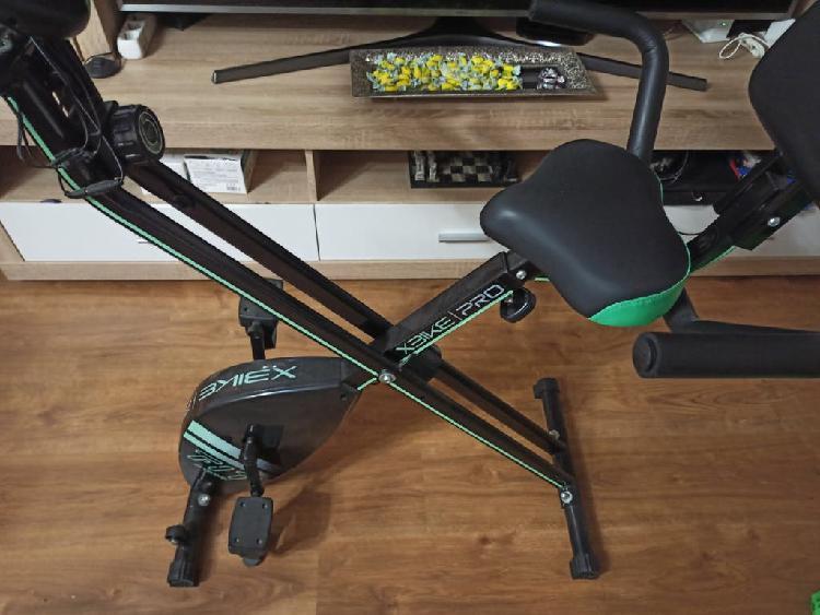 Bicicleta estática plegable nueva!!