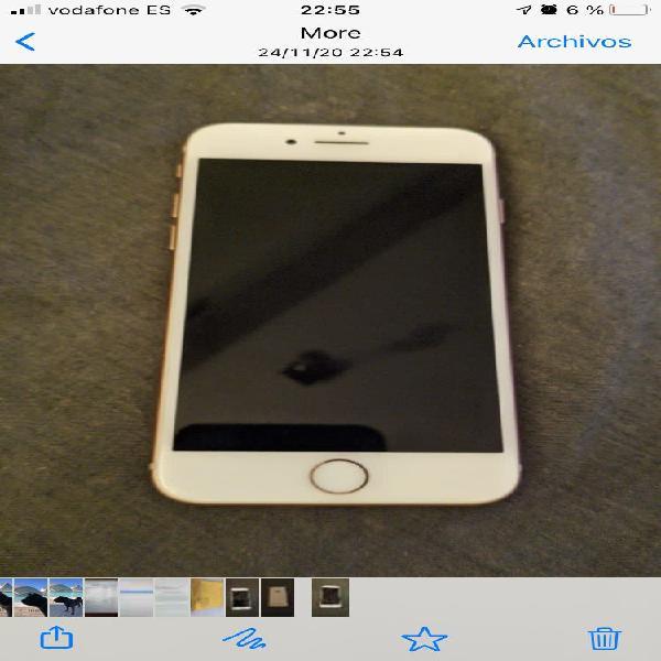 Iphone 8 rosa 64gb