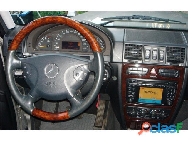 Mercedes Benz G 270 Cdi 4