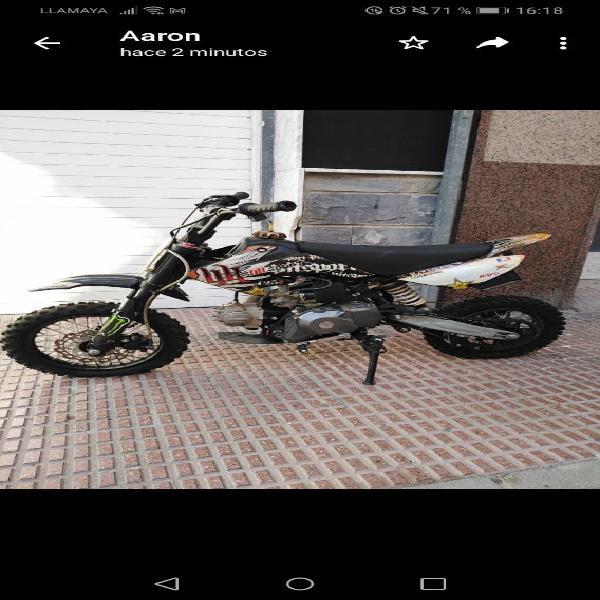 Minicross 80cc