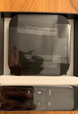 Apple tv 4a gen. 32gb full hd