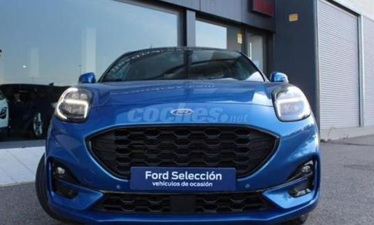 Ford puma 1.0 ecoboost 114kw stline x mhev 5p.