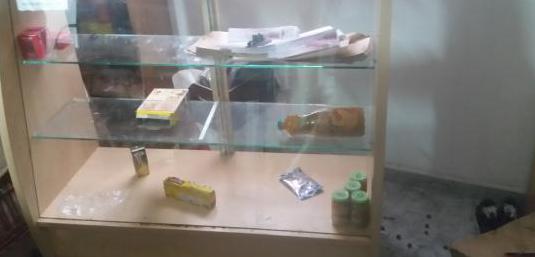 Mostrador de panadería