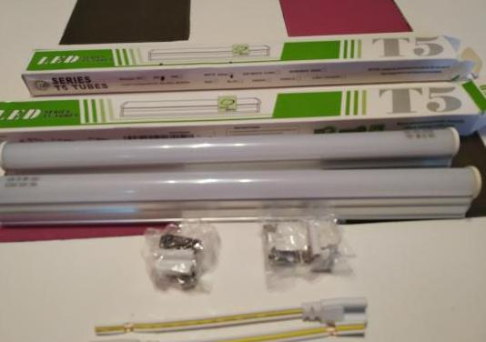 Regleta integrada tubo led t5