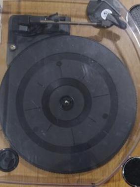 Tocadiscos de vinilos vintage
