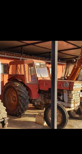 Vendo tractor ebro 160 usado
