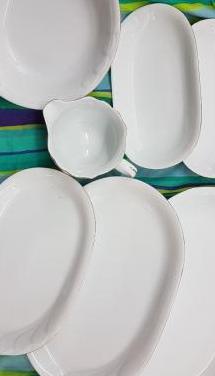 Vajilla de porcelana wawel