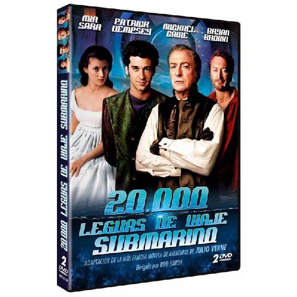 20.000 leguas de viaje submarino (20,000 leagues under the