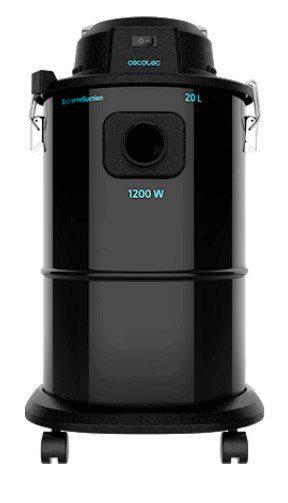 Cecotec 05117 - aspirador de cenizas conga popstar 12200 ash