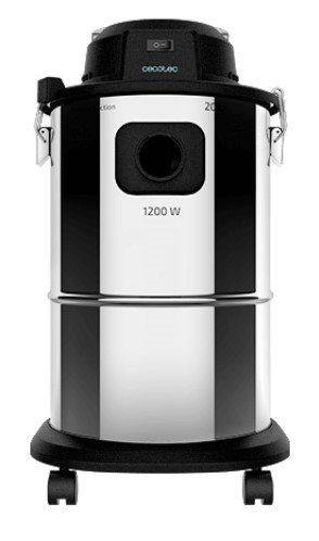 Cecotec 05545 - aspirador de cenizas conga popstar 12200 ash