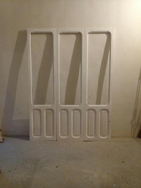 3 puertas antiguas