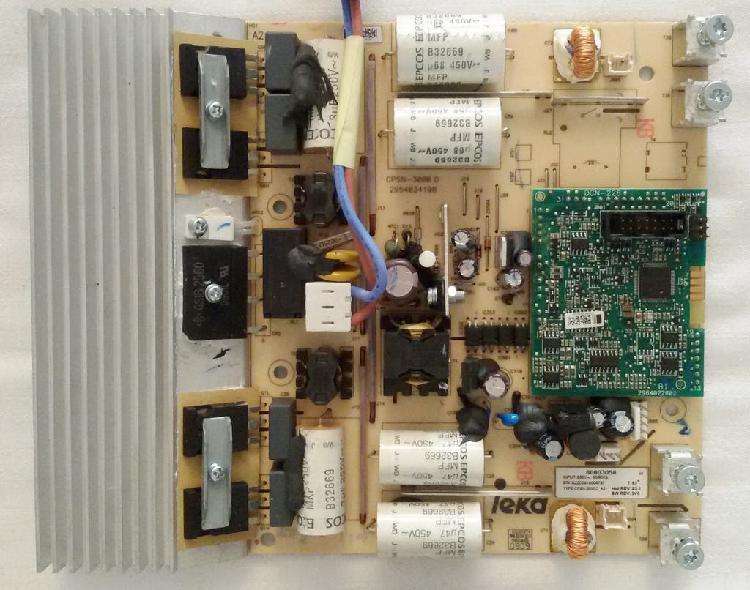 60803058 placa de potencia vitro teka irc631