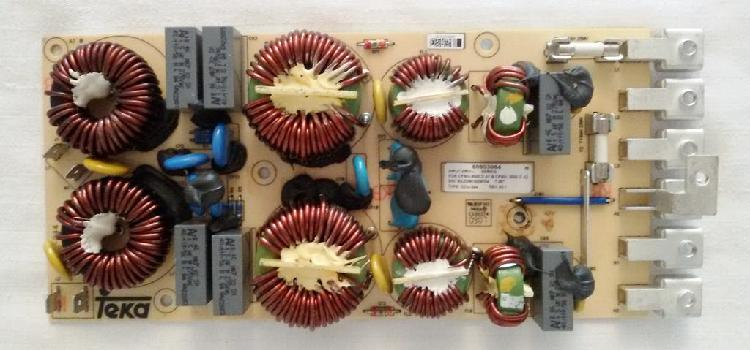 60803064 placa filtro vitro teka irc631