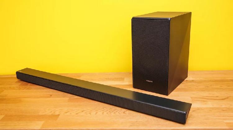 Barra de sonido con subwoofer samsung hw-n550 3.1