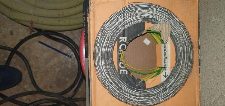 Cablecillo nuevo 1.5mm 200 metros