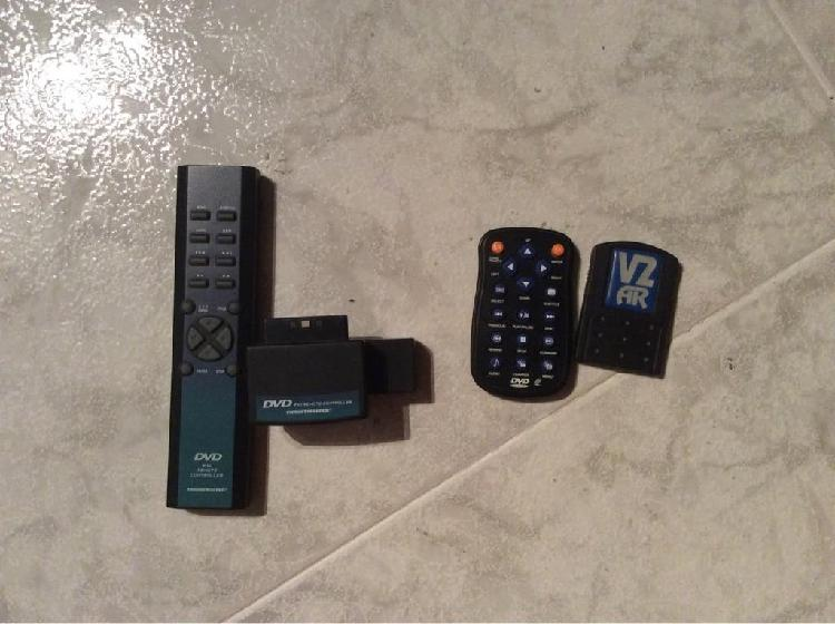 Dos mandos para play station 2