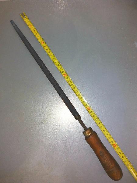 Herramienta lima para madera metal redonda 450 mm