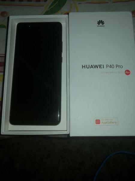 Huawei p40 pro nuevo a, estrenar