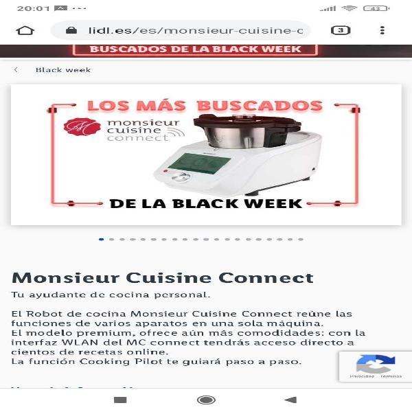 Lidl monsieur cuisine (termomix)