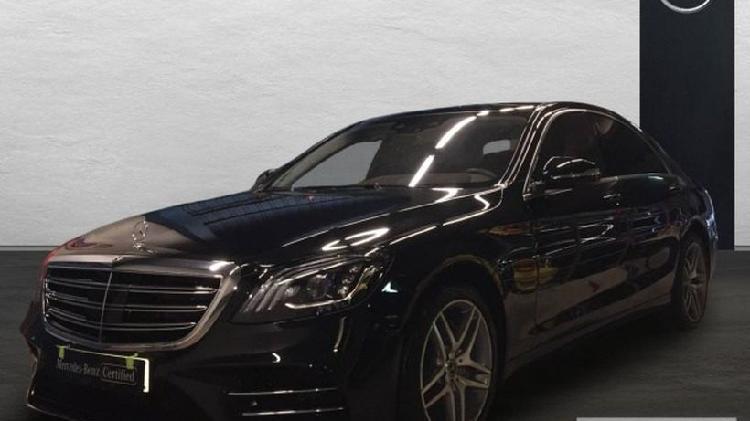 Mercedes-benz clase s 560 4matic l