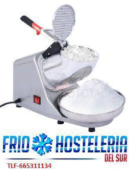 Picadora hielo electrica