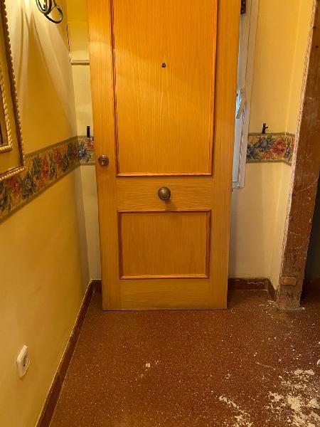 Puerta entrada blindada