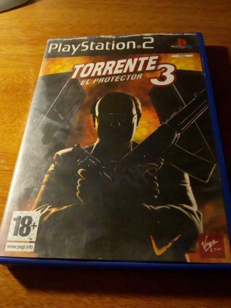 Torrente 3 el protector ps2