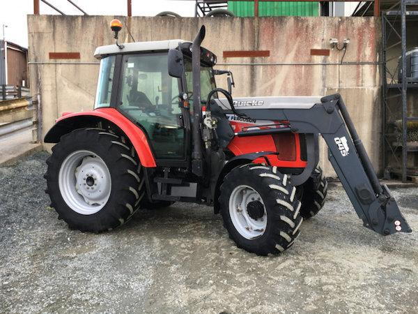 Tractor massey ferguson 5c4c75
