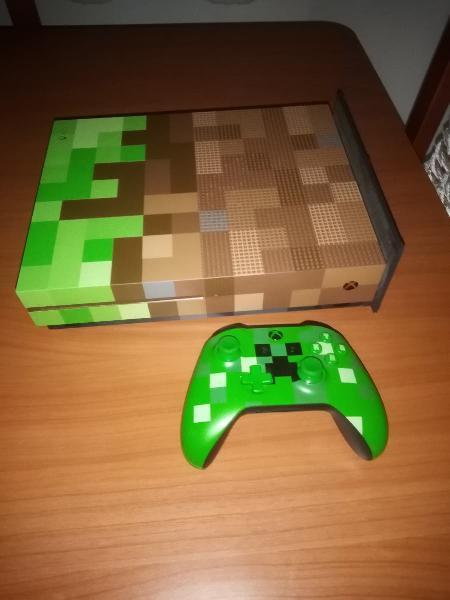 Xbox one 1 terabyte minecraft