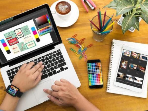 Diseño grafico y web