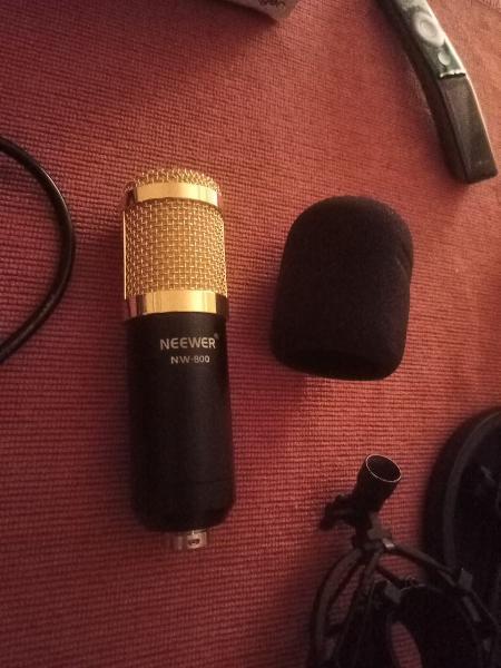 Kit micrófono neewer 800
