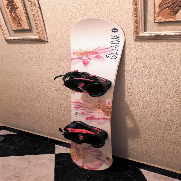 Tabla snowboard quechua fr400