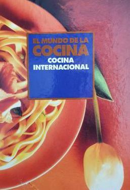 Colección de libros cocinas del mundo