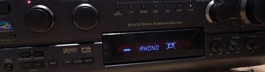 Home cinema receptor de audio/vídeo