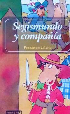 Libro SEGISMUNDO Y COMPAÑÍA