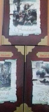 Libros de emilio salgari
