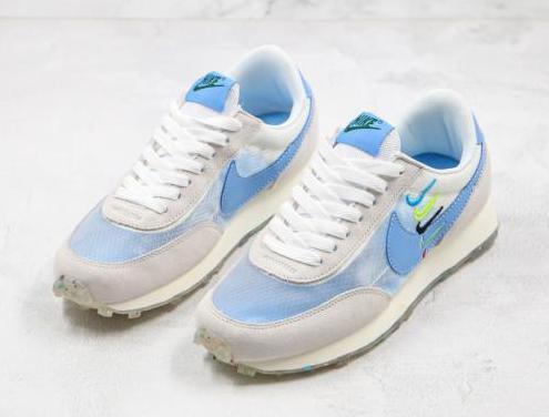 Nike drybreak (white, blue)