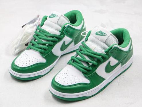 Nike dunk low pro (green)