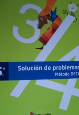 Solucion de problemas 5º primaria (santillana